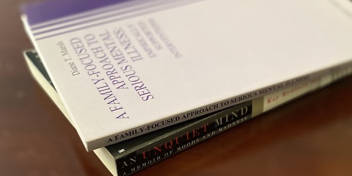 Books about mental health challenges